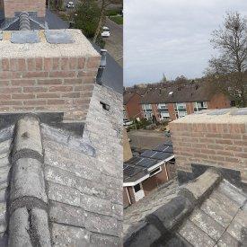 Schoorsteen renovatie Nijmegen